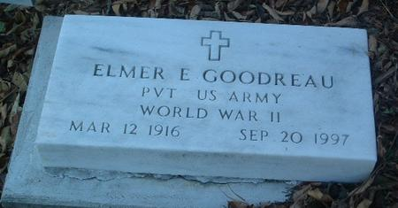 GOODREAU, ELMER E. - Mills County, Iowa | ELMER E. GOODREAU