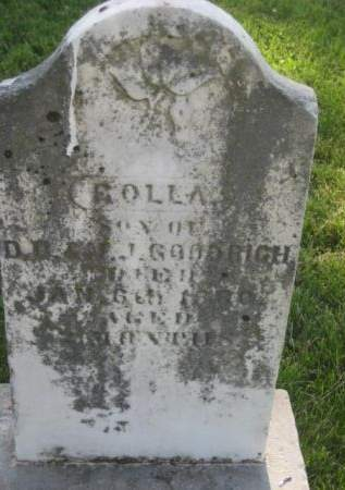 GOODRICH, ROLLA - Mills County, Iowa | ROLLA GOODRICH
