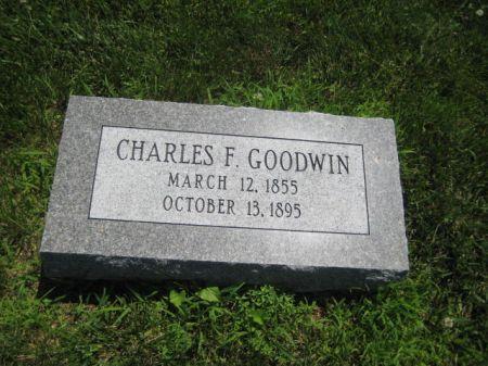 GOODWIN, CHARLES - Mills County, Iowa | CHARLES GOODWIN