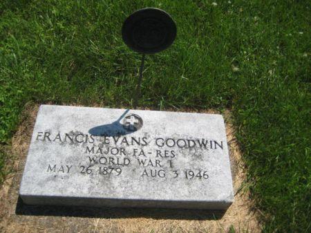 GOODWIN, FRANCIS EVANS - Mills County, Iowa | FRANCIS EVANS GOODWIN