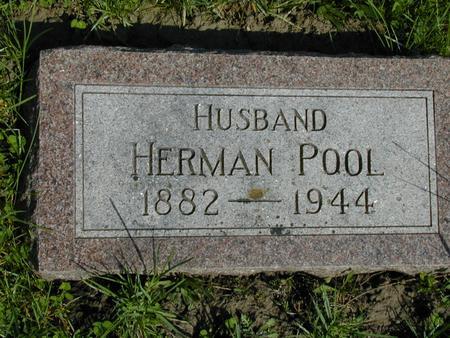 GOY, HERMAN POOL - Mills County, Iowa | HERMAN POOL GOY