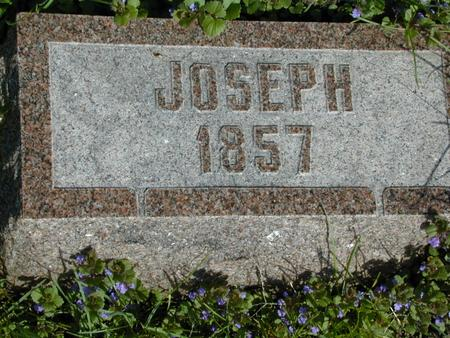 GOY, JOSEPH - Mills County, Iowa | JOSEPH GOY