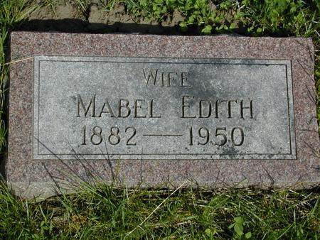 GOY, MABLE EDITH - Mills County, Iowa | MABLE EDITH GOY