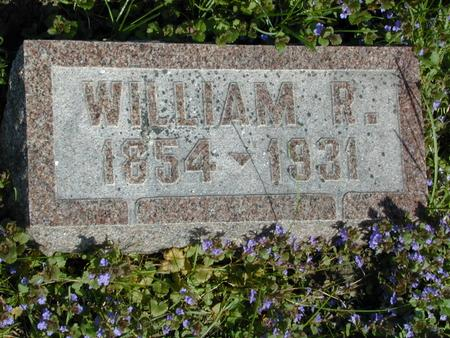 GOY, WILLIAM R - Mills County, Iowa | WILLIAM R GOY