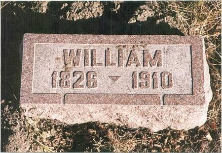 GOY, WILLIAM - Mills County, Iowa | WILLIAM GOY