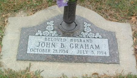 GRAHAM, JOHN B. - Mills County, Iowa | JOHN B. GRAHAM
