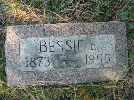 GRAMMAR, BESSIE - Mills County, Iowa | BESSIE GRAMMAR