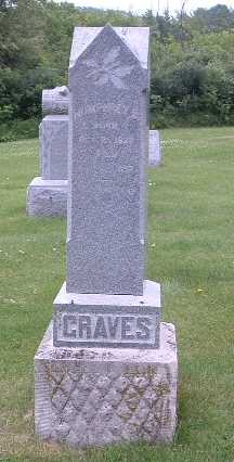 GRAVES, HUMPHREY B. - Mills County, Iowa | HUMPHREY B. GRAVES