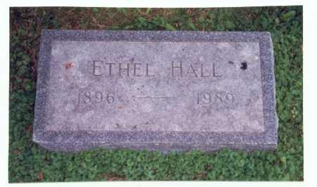 SKERRITT HALL, ETHEL K. - Mills County, Iowa   ETHEL K. SKERRITT HALL