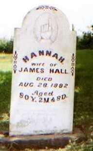HALL, HANNAH - Mills County, Iowa | HANNAH HALL