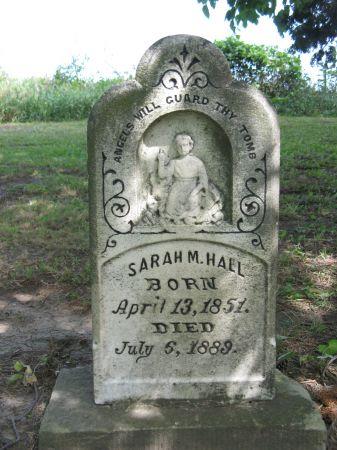 HALL, SARAH M. - Mills County, Iowa | SARAH M. HALL
