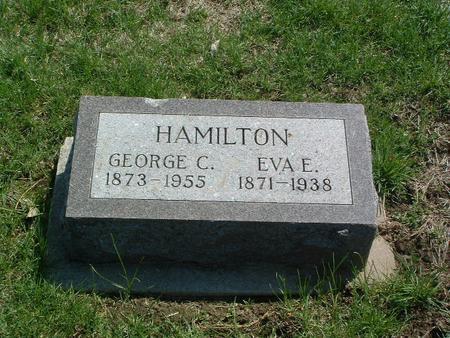 HAMILTON, EVA E. - Mills County, Iowa | EVA E. HAMILTON