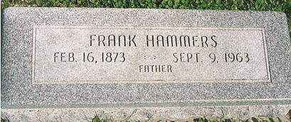 HAMMERS, FRANK - Mills County, Iowa | FRANK HAMMERS
