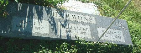 LONG HAMMONS, IDELLA - Mills County, Iowa | IDELLA LONG HAMMONS