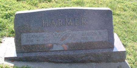 HARMER, BLANCH G. - Mills County, Iowa | BLANCH G. HARMER