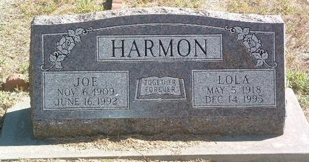 HARMON, JOE - Mills County, Iowa | JOE HARMON
