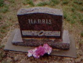 FISHER HARRIS, LUCILLE - Mills County, Iowa | LUCILLE FISHER HARRIS