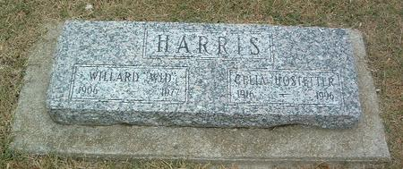 HARRIS, WILLARD - Mills County, Iowa | WILLARD HARRIS