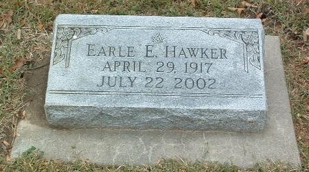 HAWKER, EARLE E. - Mills County, Iowa | EARLE E. HAWKER