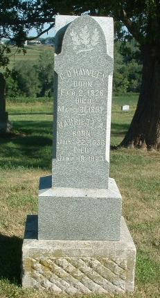 HAWLEY, C.D. - Mills County, Iowa | C.D. HAWLEY