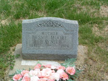 HAYNIE, BESSIE - Mills County, Iowa | BESSIE HAYNIE