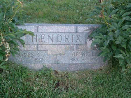 HENDRIX, JAMES R. - Mills County, Iowa | JAMES R. HENDRIX