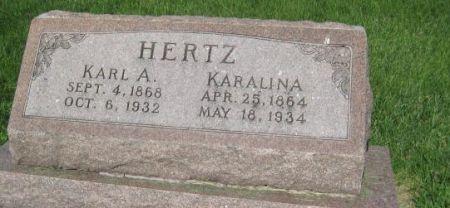 HERTZ, KARLA A. - Mills County, Iowa | KARLA A. HERTZ