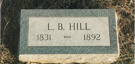 HILL, L. B. - Mills County, Iowa | L. B. HILL