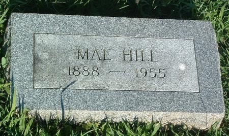 HILL, MAE - Mills County, Iowa | MAE HILL