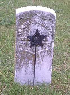 HINTON, SAMUEL W. - Mills County, Iowa   SAMUEL W. HINTON