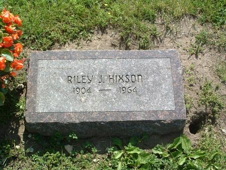 HIXSON, RILEY J. - Mills County, Iowa | RILEY J. HIXSON