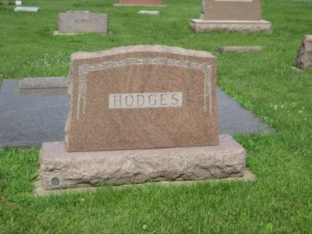 HODGES, MONUMENT - Mills County, Iowa | MONUMENT HODGES