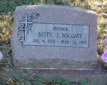 HOGGATT, BETTY J. - Mills County, Iowa | BETTY J. HOGGATT