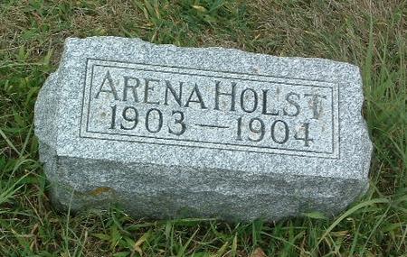 HOLST, ARENA - Mills County, Iowa | ARENA HOLST