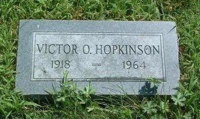 HOPKINSON, VICTOR O. - Mills County, Iowa | VICTOR O. HOPKINSON