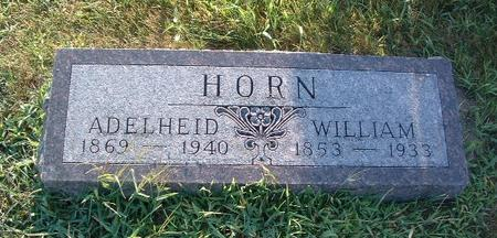 HORN, ADELHEID - Mills County, Iowa | ADELHEID HORN