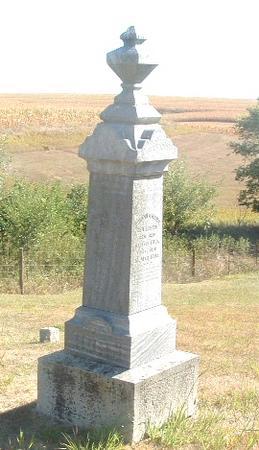 HORN, PETER BOIS - Mills County, Iowa | PETER BOIS HORN
