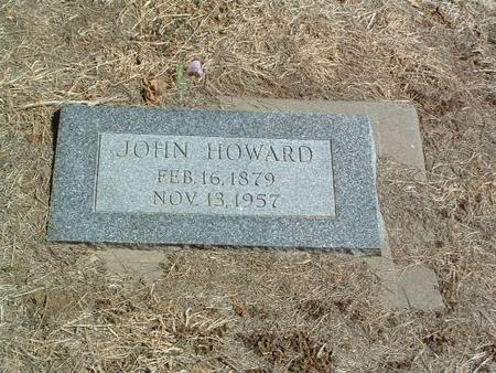 HOWARD, JOHN - Mills County, Iowa | JOHN HOWARD