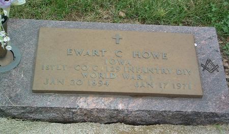 HOWE, EWART C. - Mills County, Iowa   EWART C. HOWE