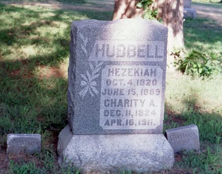 HUBBELL, CHARITY A. - Mills County, Iowa | CHARITY A. HUBBELL