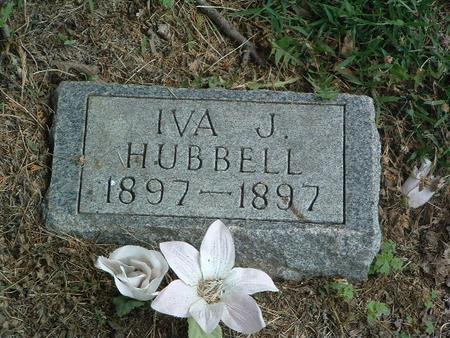 HUBBELL, IVA J. - Mills County, Iowa | IVA J. HUBBELL