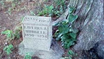 HUBBELL, LAVERNA A. - Mills County, Iowa   LAVERNA A. HUBBELL