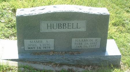 HUBBELL, NAAMON R. - Mills County, Iowa | NAAMON R. HUBBELL
