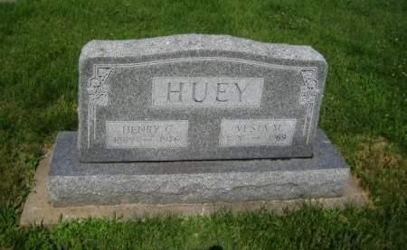 HUEY, VESTA M - Mills County, Iowa | VESTA M HUEY