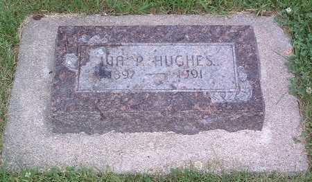 HUGHES, IVA P. - Mills County, Iowa | IVA P. HUGHES
