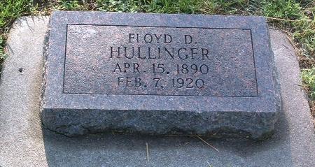HULLINGER, FLOYD D. - Mills County, Iowa | FLOYD D. HULLINGER