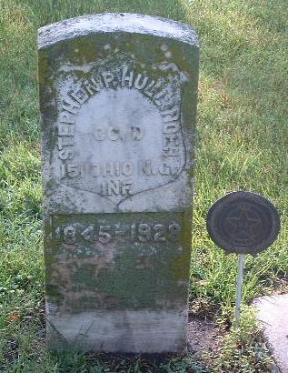 HULLINGER, STEPHEN P. - Mills County, Iowa | STEPHEN P. HULLINGER