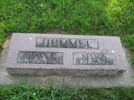 HUMMEL, NELSON - Mills County, Iowa   NELSON HUMMEL