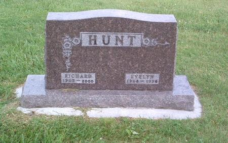 HUNT, EVELYN - Mills County, Iowa | EVELYN HUNT