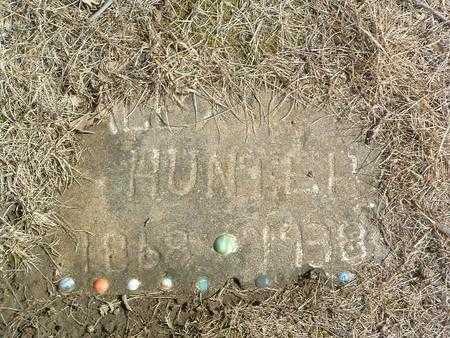HUNTER, ALEX - Mills County, Iowa | ALEX HUNTER